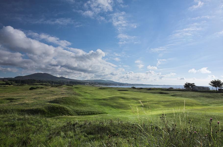 Leven Links Golf Club Leven Gro 223 Britannien Albrecht