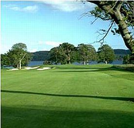 Loch Lomond Golf Club Luss By Alexandria United Kingdom