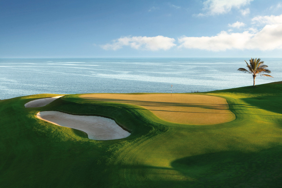 Znalezione obrazy dla zapytania lopesan meloneras golf