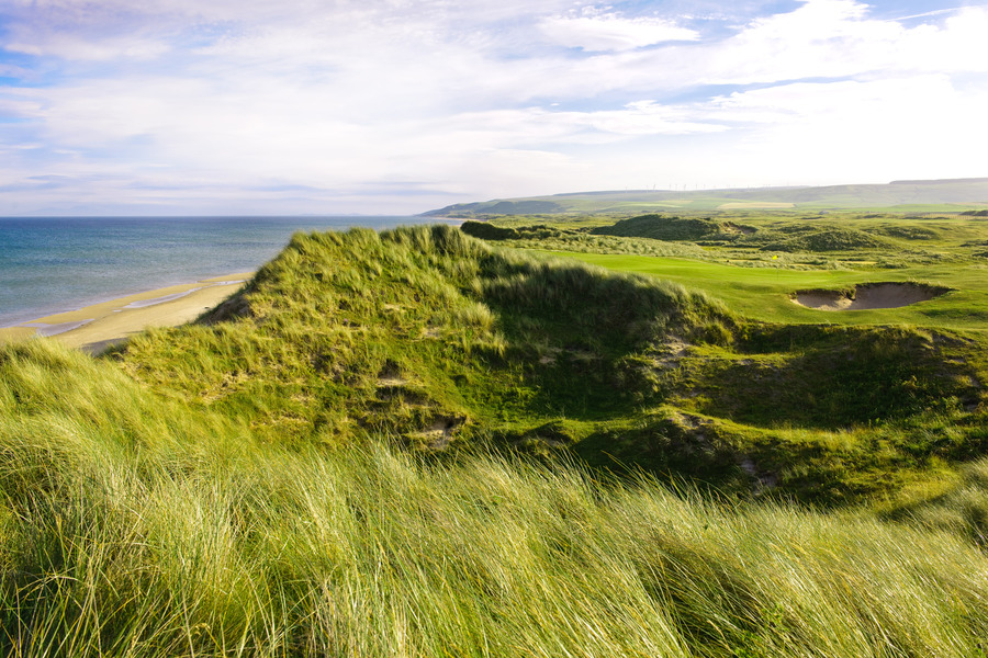 the dunes golf course guide