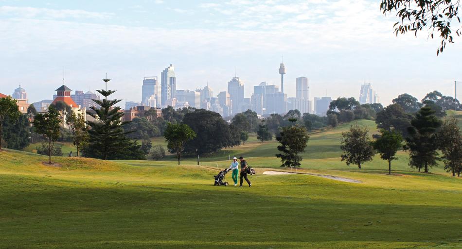 Moore Park Golf Club, Moore Park Sydney, Australia