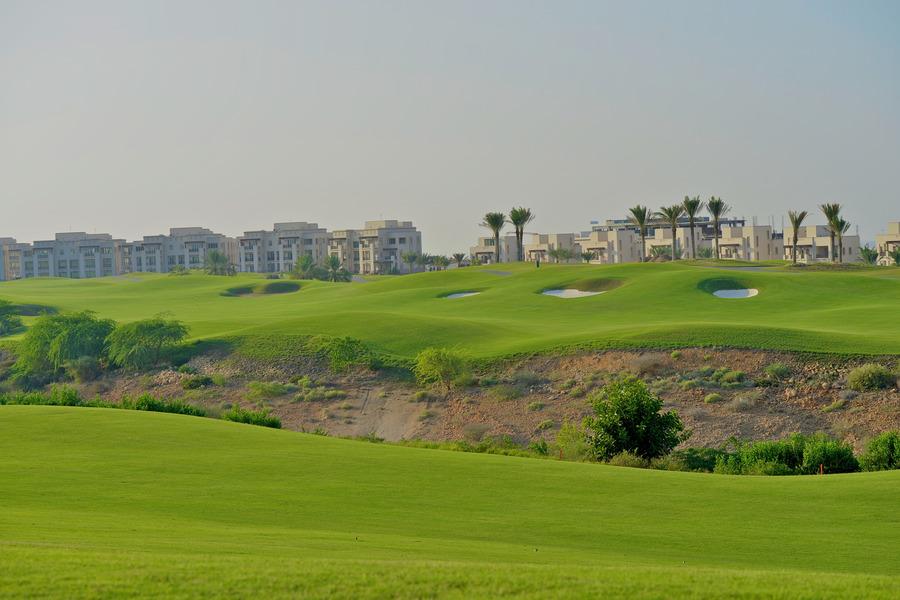 Muscat Hills Golf & Country Club, Muscat, Oman - Albrecht