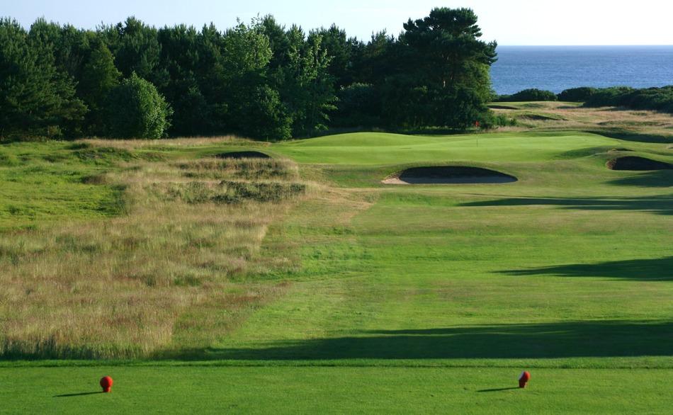 Nairn Golf Club Nairn United Kingdom Albrecht Golf Guide