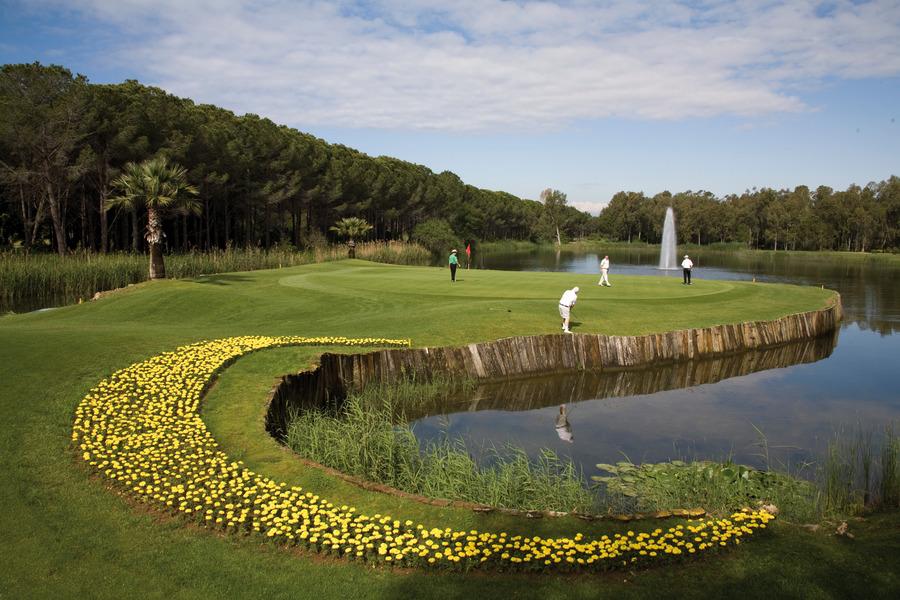 National Golf Club, Serik-Belek, Turkey - Albrecht Golf Guide