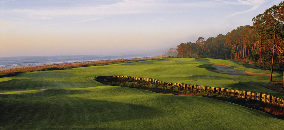 Ocean Forest Golf Club, Sea Island, GA - Albrecht Golf Guide