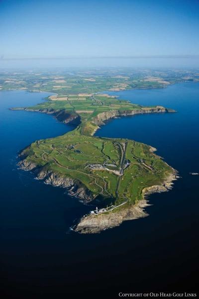 Old Head Golf Links, Kinsale, Ireland - Albrecht Golf Guide