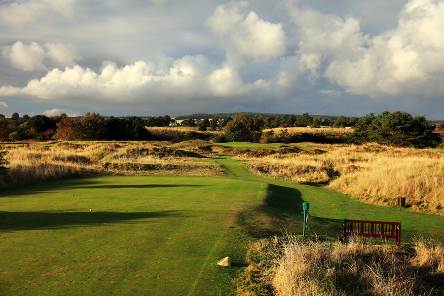 Panmure Golf Club, Carnoustie, United Kingdom - Albrecht