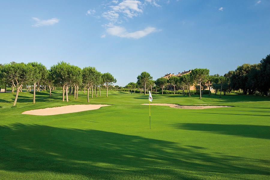 Peralada Golf Peralada Spain Albrecht Golf Guide