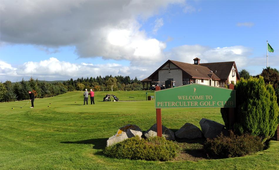 Peterculter Golf Club, Peterculter, Reino Unido - Albrecht Golf Gu�a
