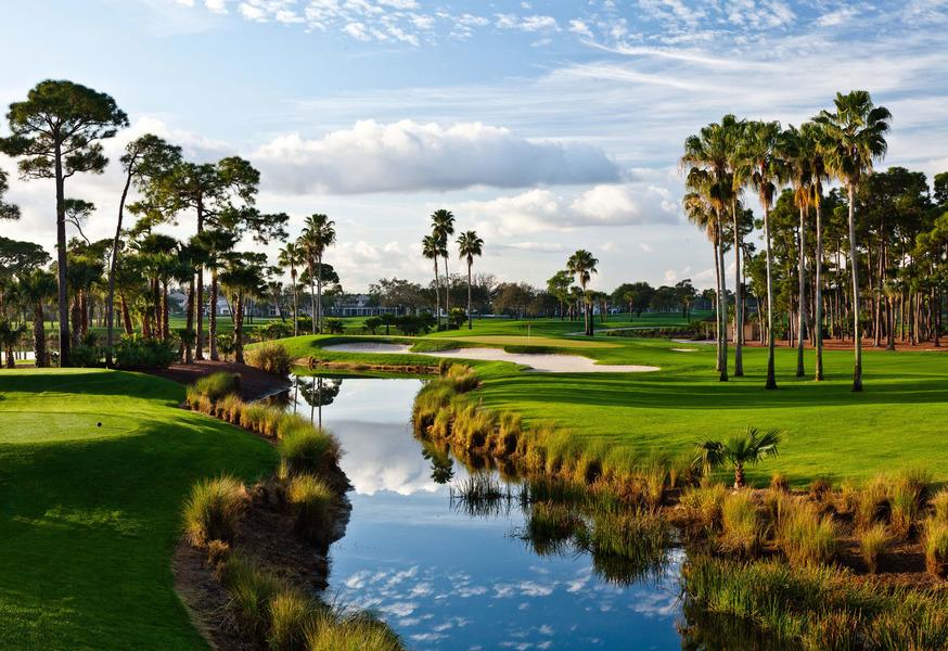Pga National Golf Club Palm Beach Gardens Fl Albrecht Golf Guide