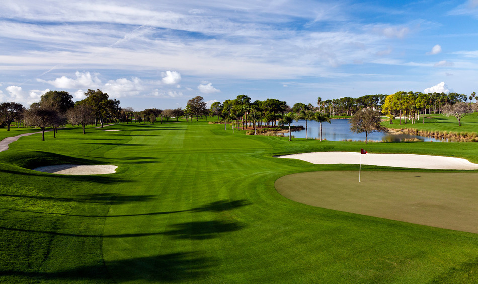 Pga National Golf Club Palm Beach Gardens Fl Albrecht