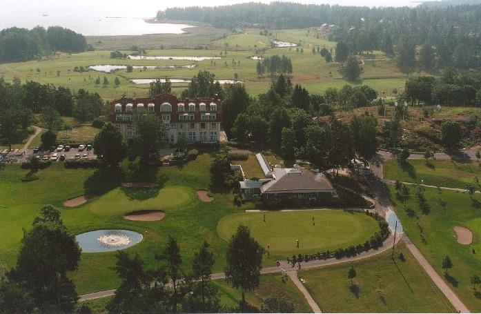 Ruuhikoski Golf, Nurmo Finland | Golfcourses I have played | Pinterest | Finland and Golf