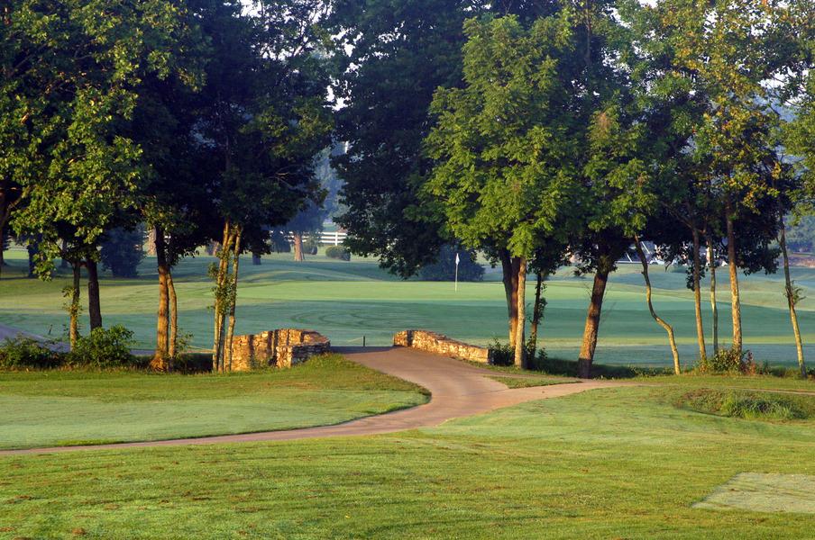 Pine Creek Golf Course Mount Juliet Tn Albrecht Golf Guide