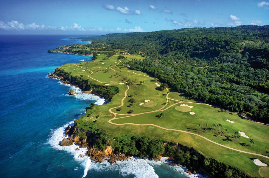 Playa Grande Golf Course Rio San Juan Playa Grande