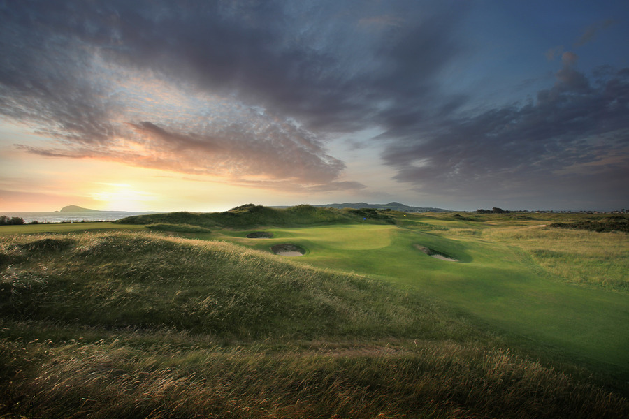 Portmarnock Golf Club Portmarnock Ireland Albrecht