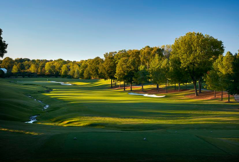 Quail Hollow Club, Charlotte, NC - Albrecht Golf Guide
