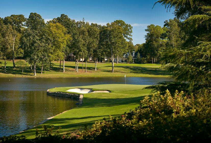 Golf Charlotte Nc >> Quail Hollow Club, Charlotte, NC - Albrecht Golf Guide
