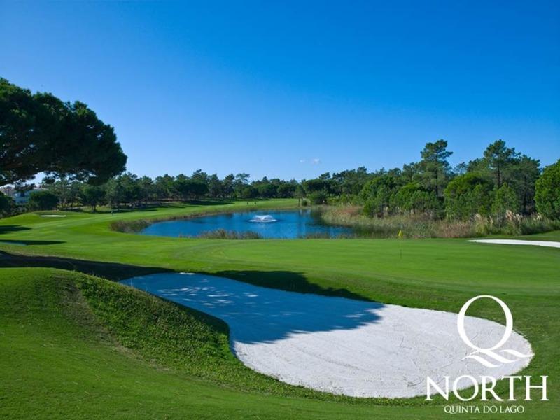 Quinta do lago north almancil portugal albrecht golf guide for Lago n
