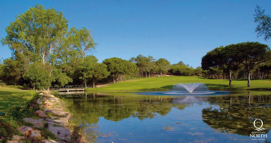 Quinta do lago north almancil portugal albrecht golf for Lago n
