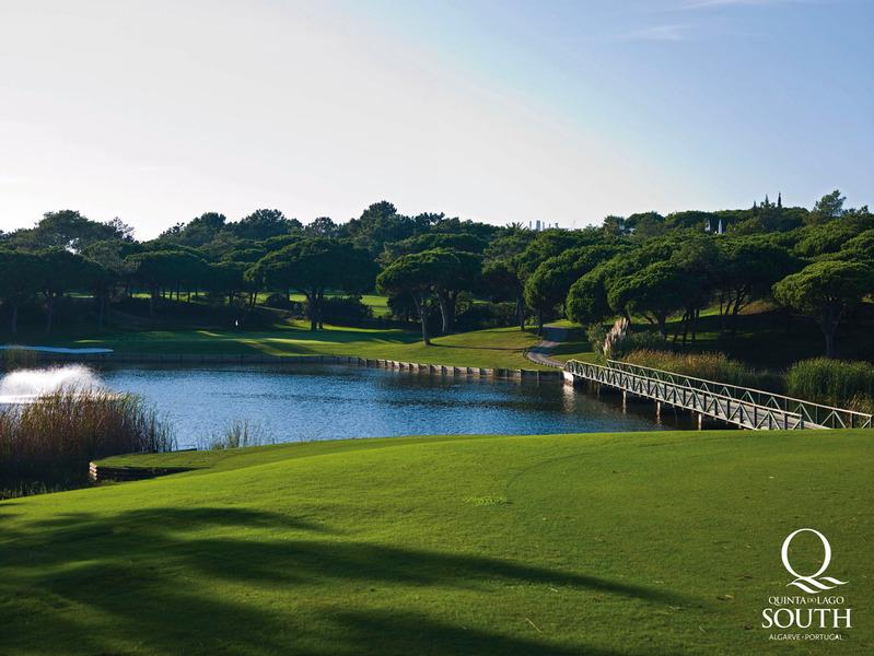 Quinta Do Lago South Almancil Portugal Albrecht Golf Guide