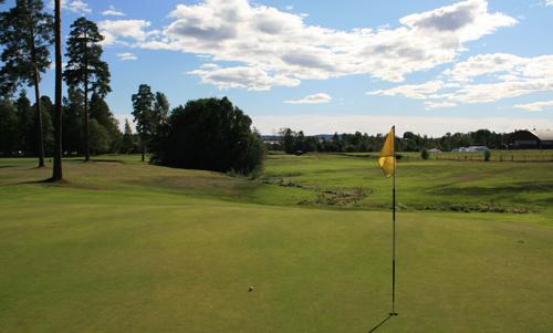 rättvik golf