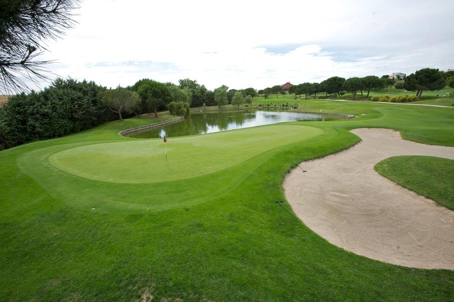 Real Club La Moraleja 1 2 3 Y 4 Alcobendas Spain Albrecht Golf Guide