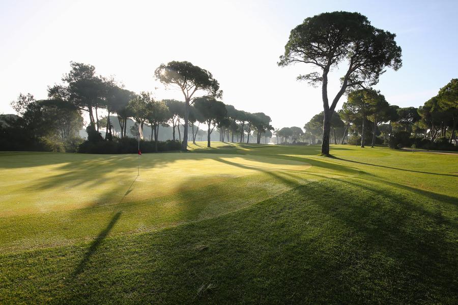 Robinson Nobilis Golf Club Antalya Turkey Albrecht