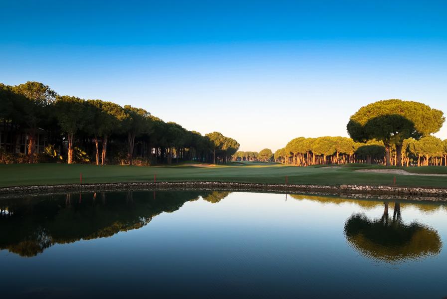 Robinson Nobilis Golf Club Antalya T 252 Rkei Albrecht