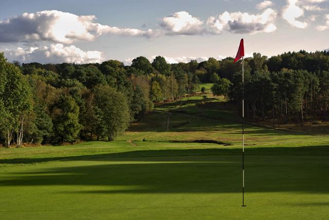 Royal Ashdown Forest Golf Club Forest Row United Kingdom
