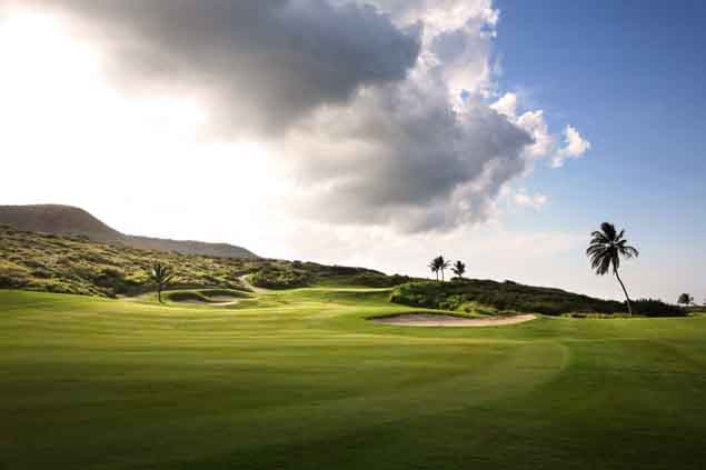 Royal St  Kitts Golf Club  Basseterre  St  Kitts And Nevis