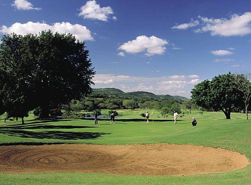 Sabi River Bungalows Golf Club Hazyview South Africa