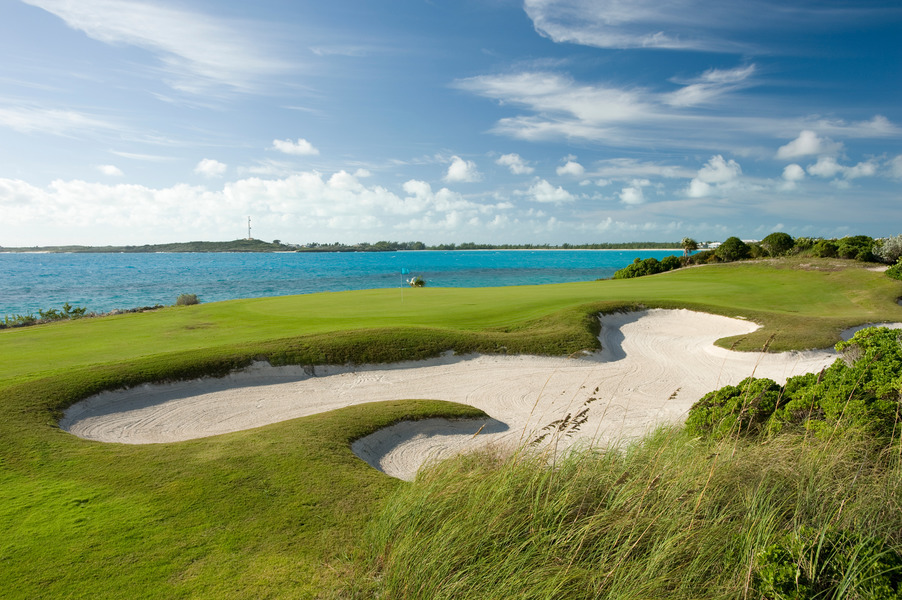Sandals Emerald Reef Golf Club Great Exuma Bahamas
