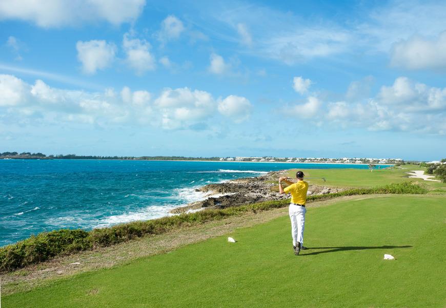 5dfef9aa3 ... Sandals Emerald Reef Golf Club ...