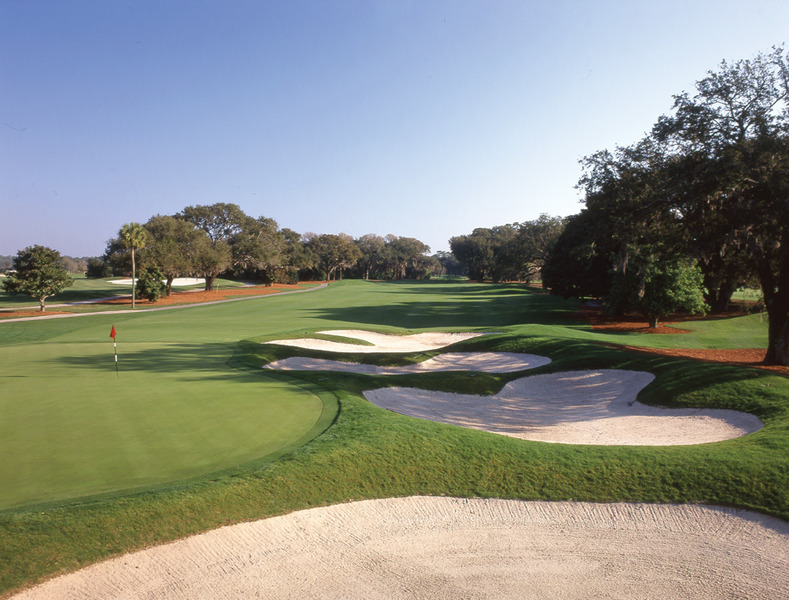 Sea Island Golf Club, Saint Simons Island, GA - Albrecht ...