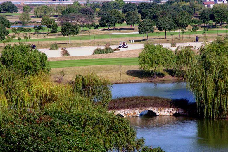 Shanghai Silport Golf Club Jiangsu China Albrecht Golf