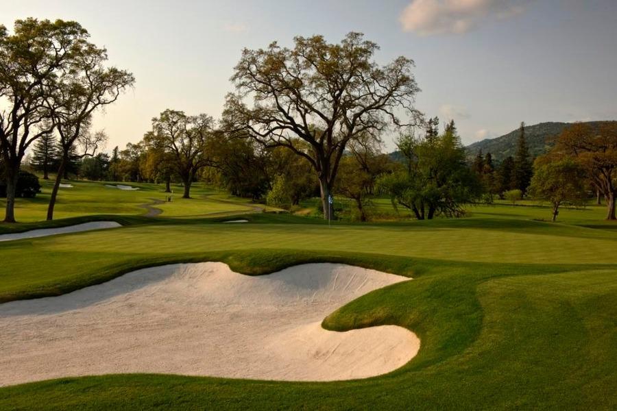 Silverado Country Club >> Silverado Country Club & Resort, Napa, CA - Albrecht Golf Guide