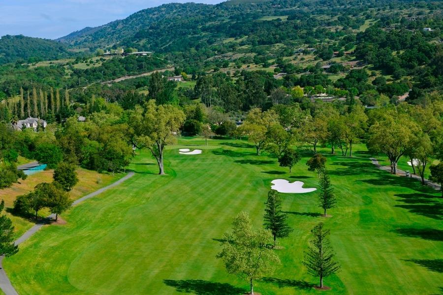 Silverado Country Club >> Silverado Country Club Resort Napa Ca Albrecht Golf Guide