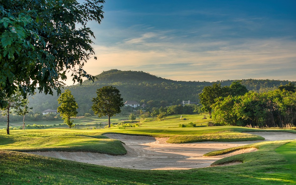 Springfield Royal Country Club, Cha Am, Tailandia - Albrecht Golf Guía