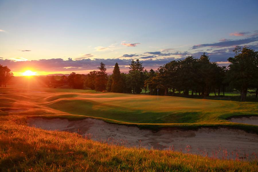 St Andrews Dukes Course, St Andrews, United Kingdom ...