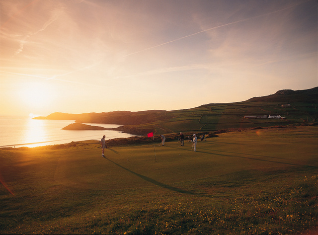 St Davids City Golf Club St Davids United Kingdom Albrecht Golf Guide