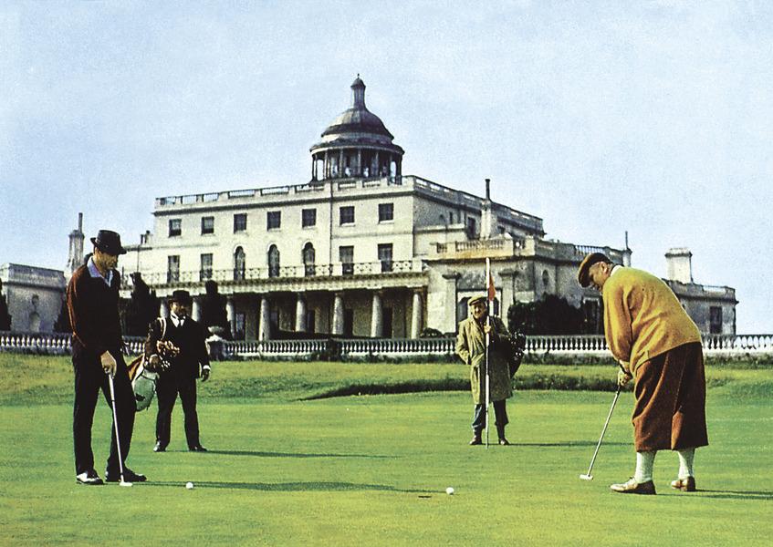 Stoke Park Golf u0026 Counrty Club, Stoke Poges, United Kingdom - Albrecht ...