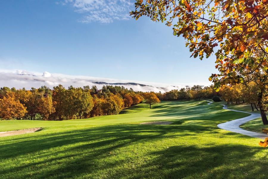 terre blanche golf club tourettes france albrecht golf guide. Black Bedroom Furniture Sets. Home Design Ideas