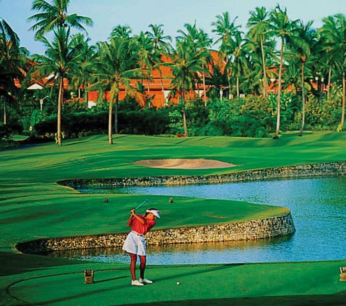 The Bali Handara Golf & Resort, Singaraja, Indonesia