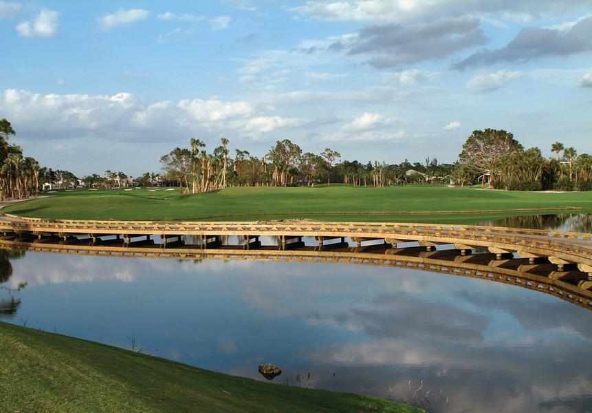 Rees Jones Golf Course West Palm Beach