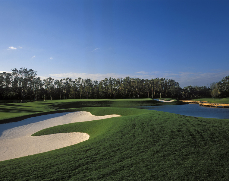 The Breakers Rees Jones Course West Palm Beach Fl