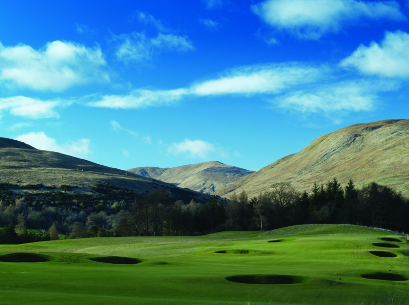 The Carrick Golf Course Loch Lomond United Kingdom
