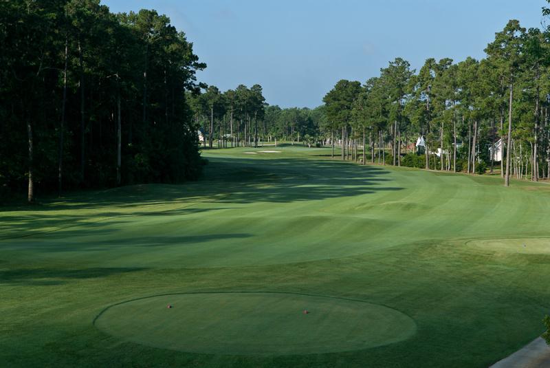 The International Club, Murrells Inlet, SC - Albrecht Golf