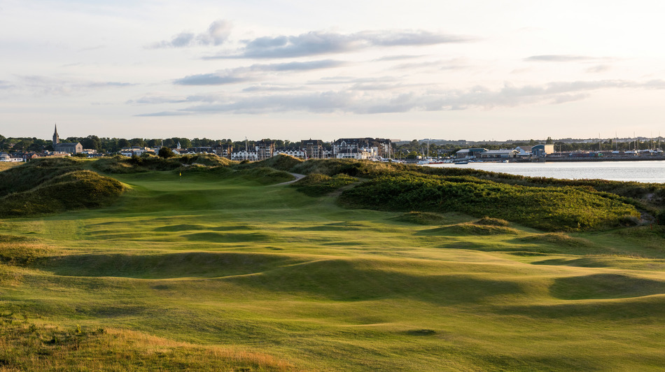 The Island Golf Club Donabate Ireland Albrecht Golf Guide