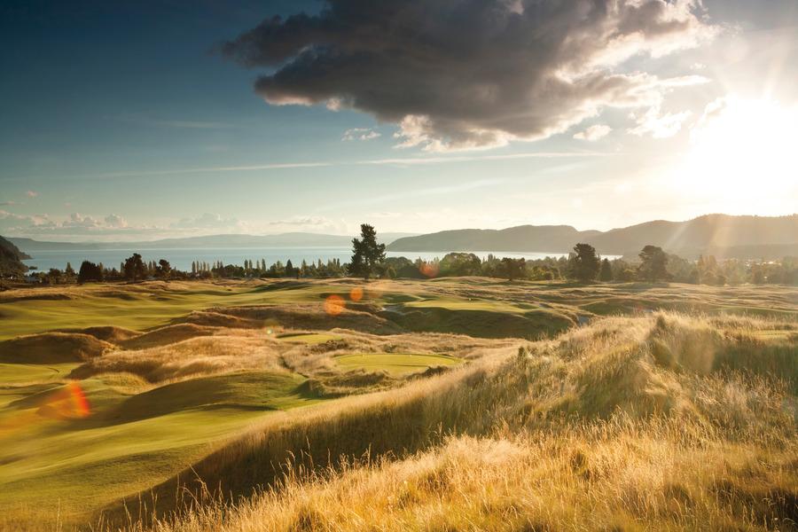 The Kinloch Club Kinloch New Zealand Albrecht Golf Guide