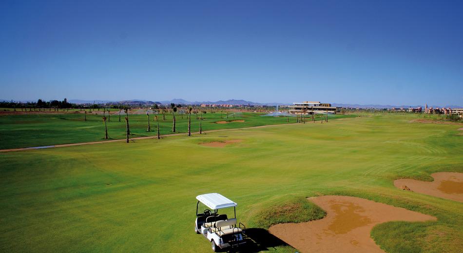 sandqualitaet beim golf bunker